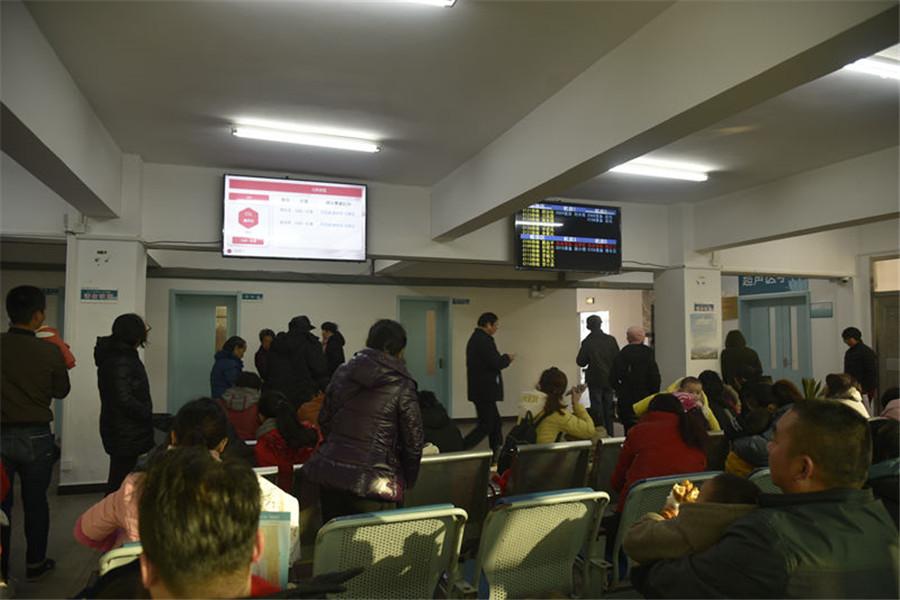 县医院门诊分诊叫号系统正式上线