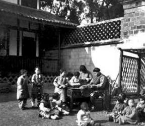 八十年代——太湖人学手艺是这样的!