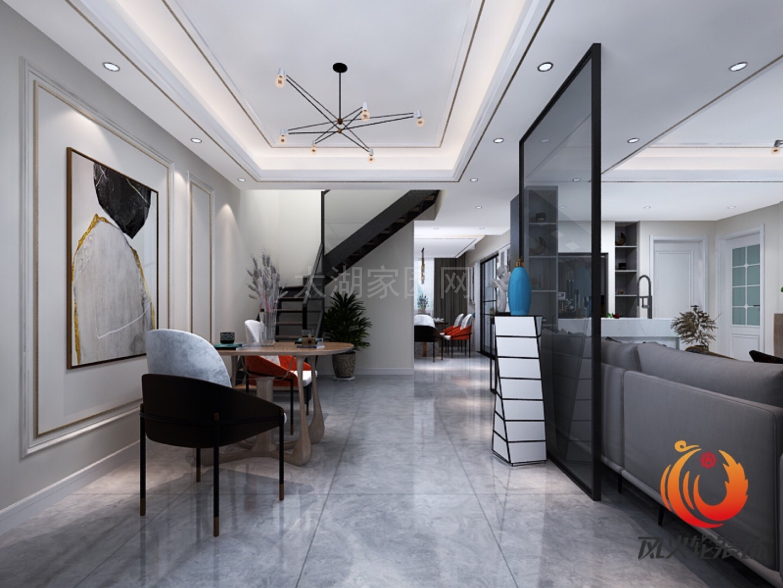你负责拎包,我负责给你一个完美的家,复式意式极简风格-18815081168